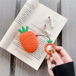 ốp airpods quả cà rốt