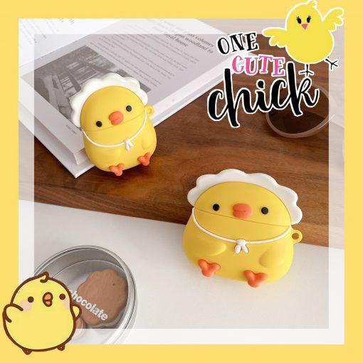 ốp airpods gà vàng