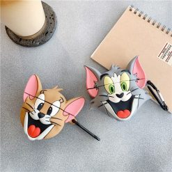 ốp airpods tom & jerry