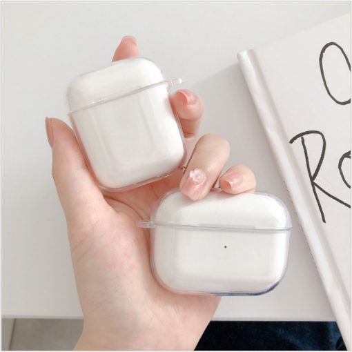 ốp airpods trong suốt
